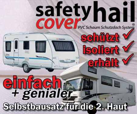 safety hail cover